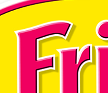 Friskies Logo update