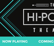 Hi-Pointe Theatre Web Site Design